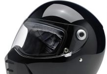 Motorcycle Helmet.