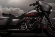 2020 CVO Harley Davidson Street Glide