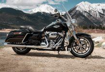 Harley Road King vs Electra Glude