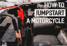 How to Jump Start a MOtorcycle