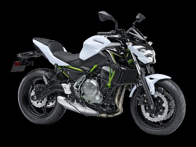 2018 Kawasaki Z650