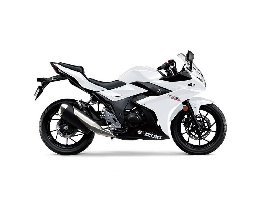 2018 Suzuki GSC250R