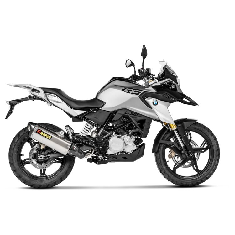 BMW 3 310 GS - Best Beginner Motorcycles