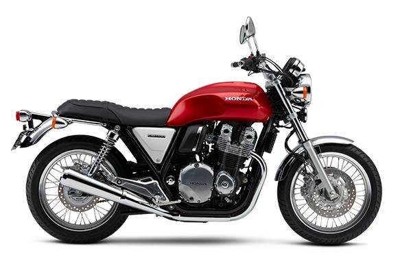 Honda CB1100 EX - Best Beginner Motorcyles