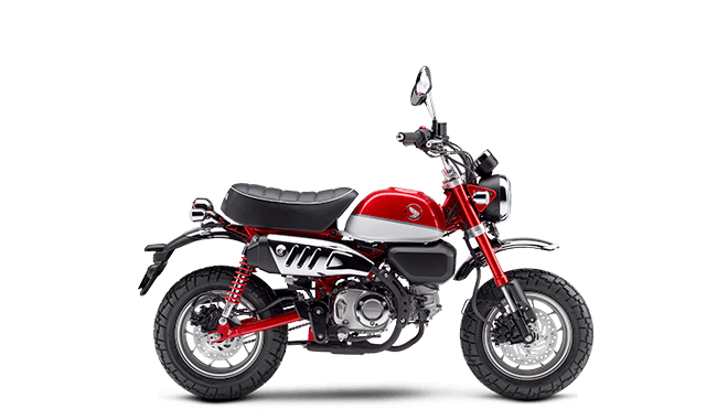 Honda Monkey - Best Beginner Motorcycles