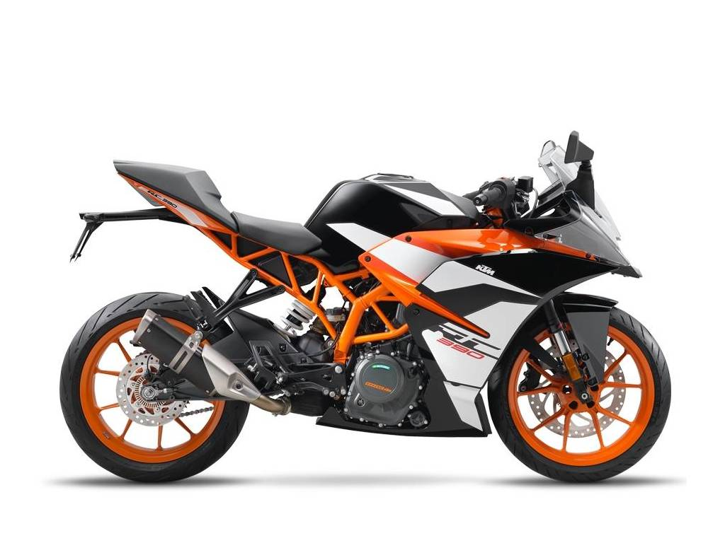 KTm RC 390 - Best Beginner Motorcyles