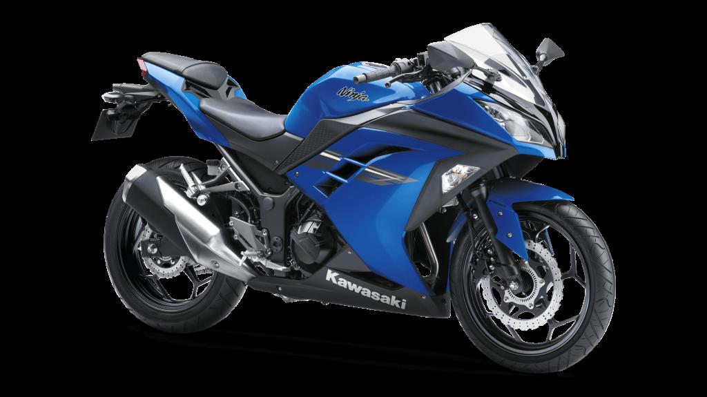 Kawasaki 300 - Best Beginner Motorcycles