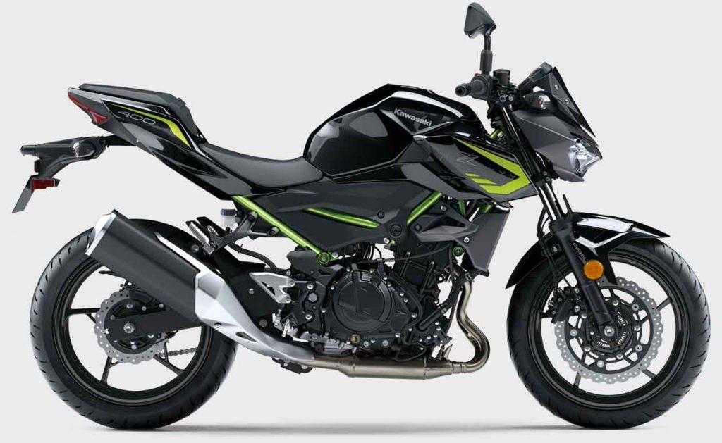 Kawasaki Z400 - Best Beginner Motorcycles