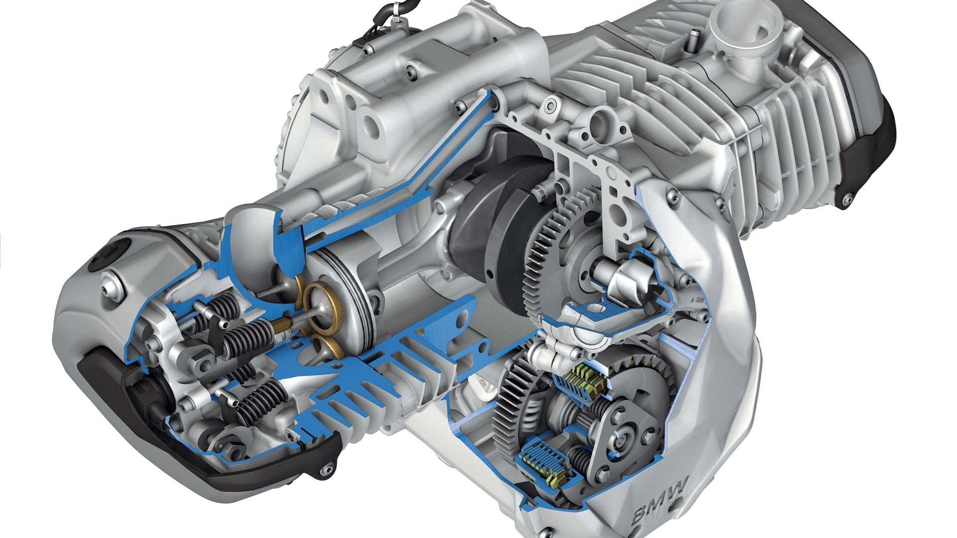 Motorcycle Engine- How does a Motorcycle Engine Work?