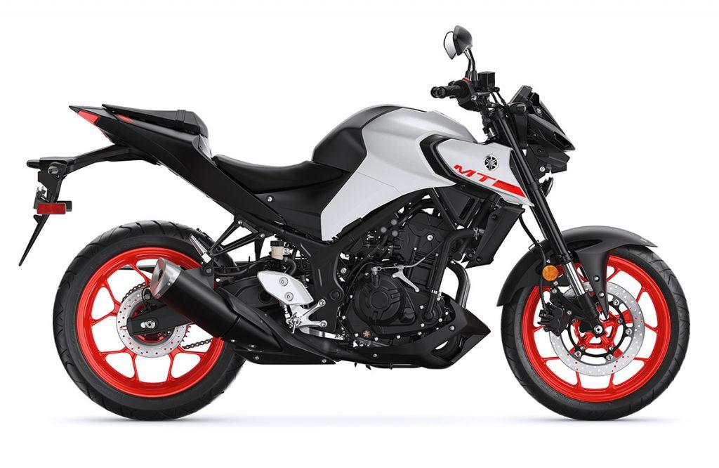 Yamaha MT-03 - Best Beginner Motorcycels