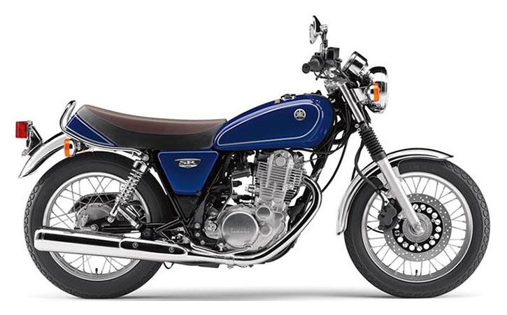Yamaha SR400 - Best Beginner Motorcycles