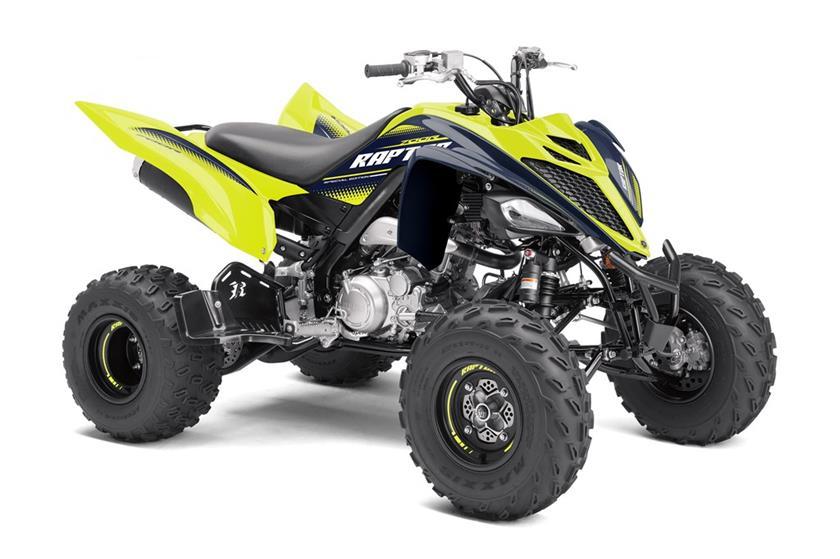 2020 Yamaha YFM700R Raptor