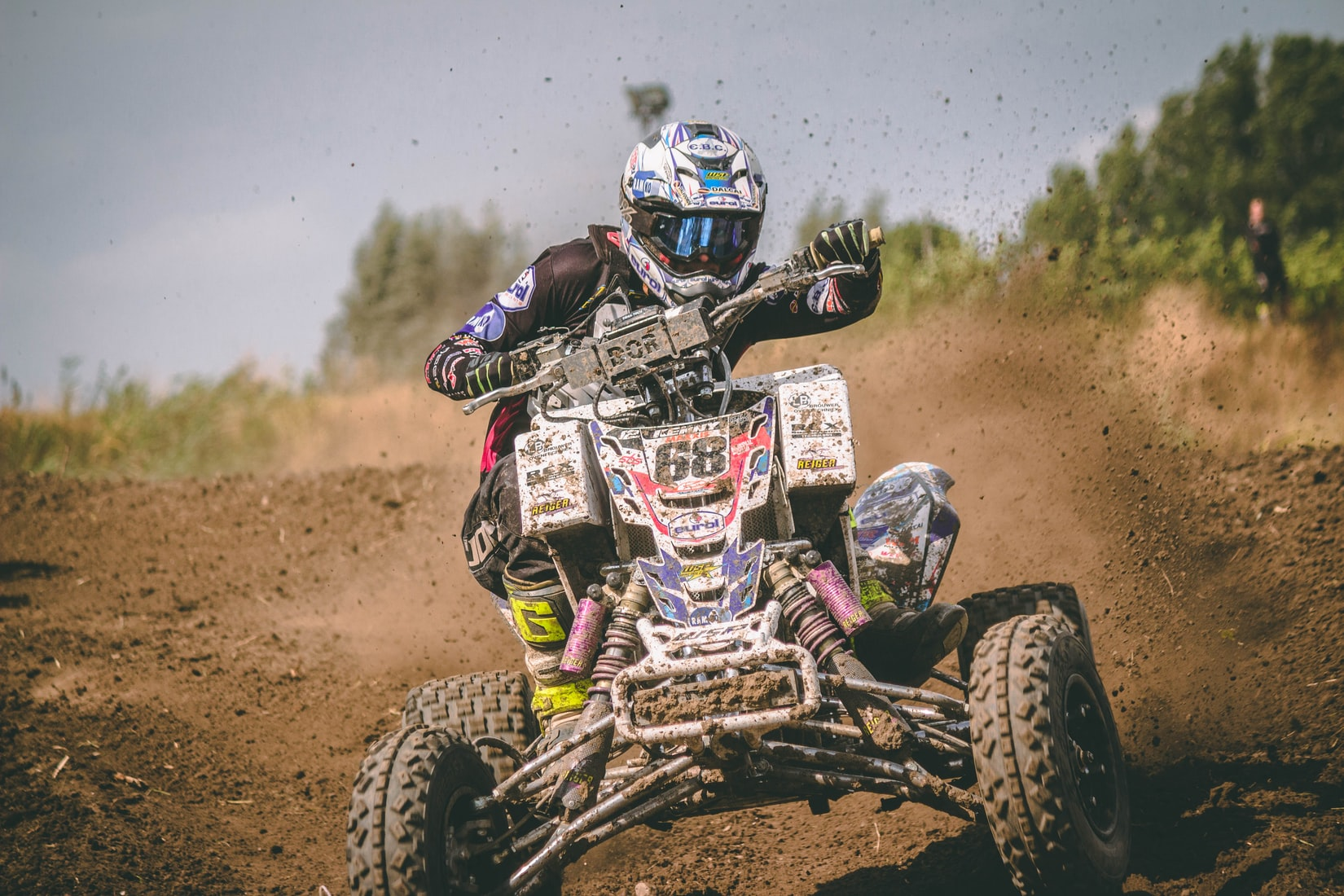5 Best ATVs For Trail Riding (Review)