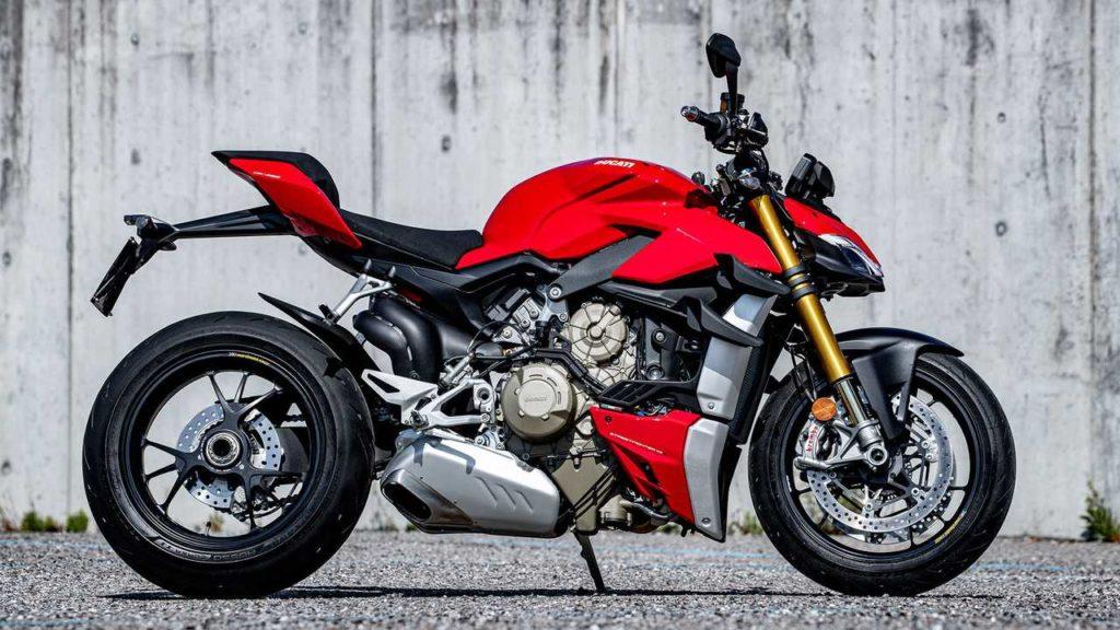 Ducati Streetfighter V4- Best Motorcycles