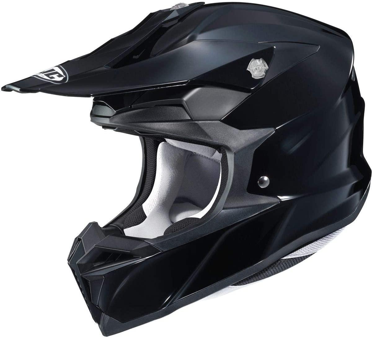 HJC i50 Helmet (Medium) (Black)