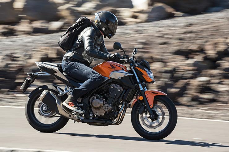 Honda CB500 Range