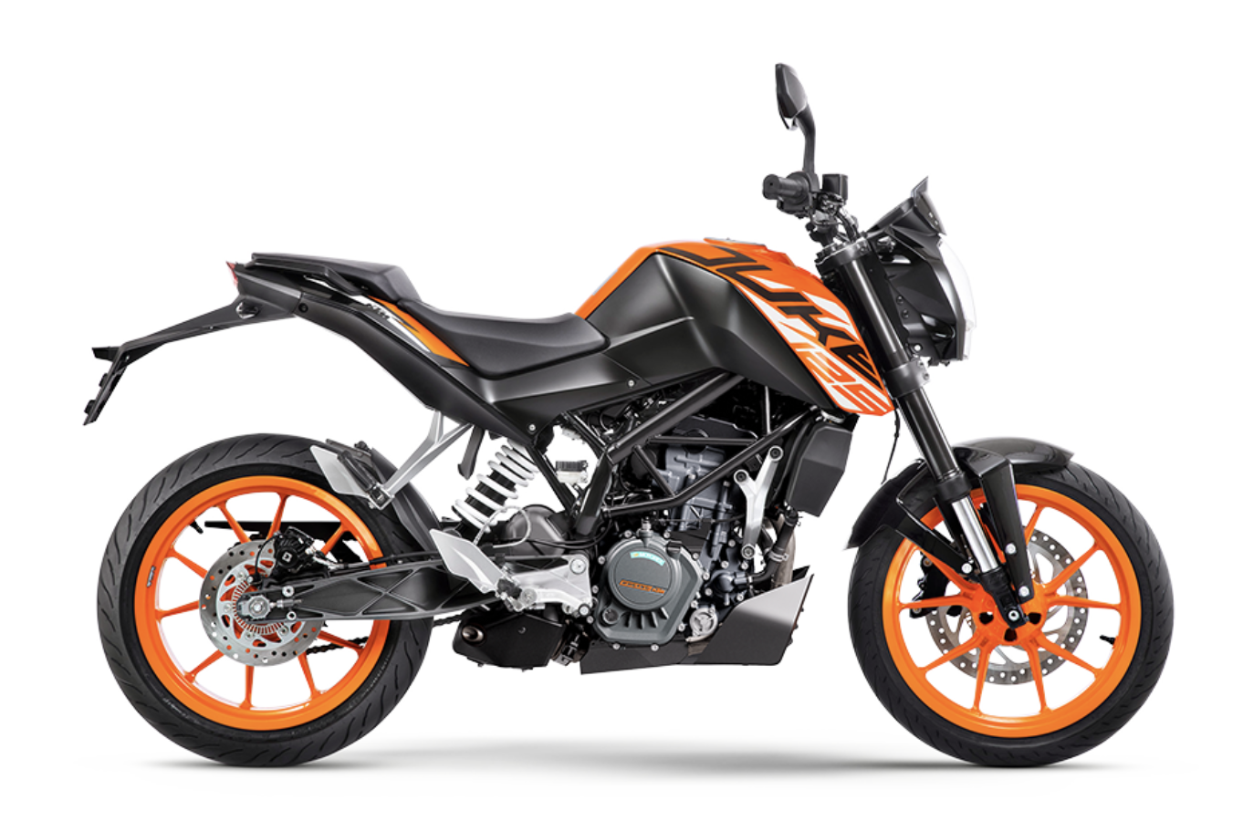 KTM Duke Top Speed