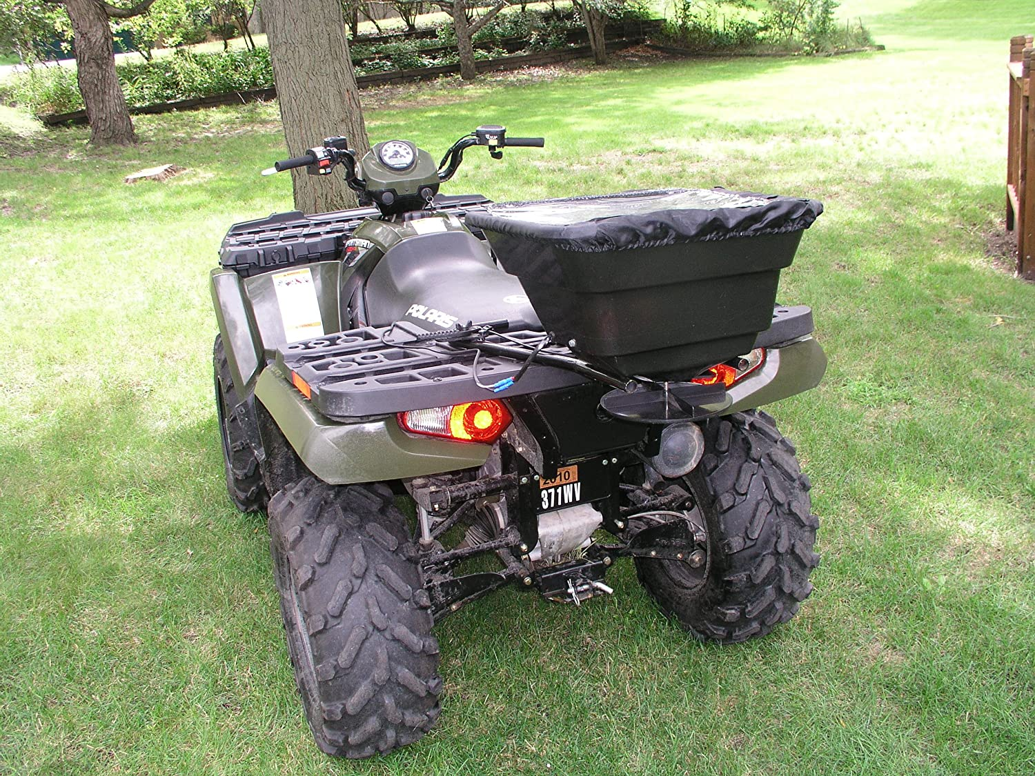 Best ATV Spreader Review