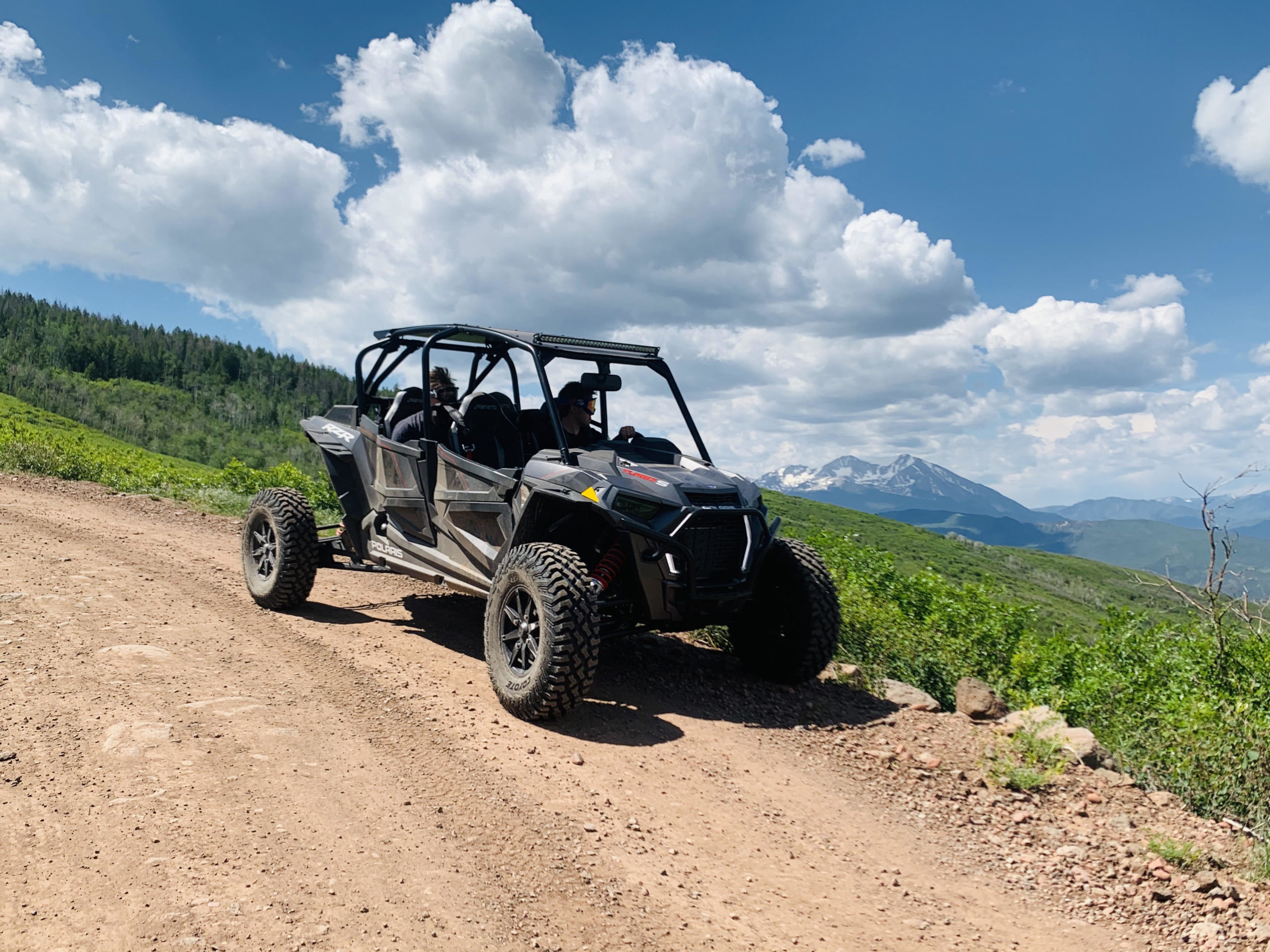 Polaris RZR XP Turbo Review