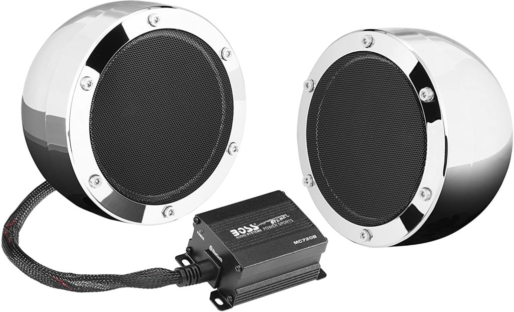 Best ATV Speakers 5