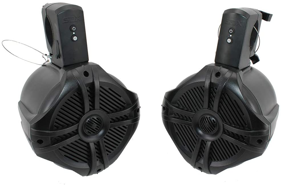 Best ATV Speakers 7