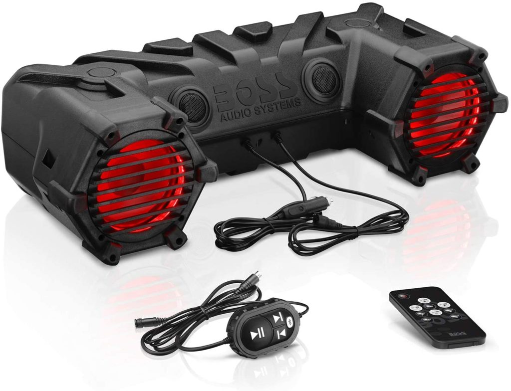 Best ATV Speakers 8