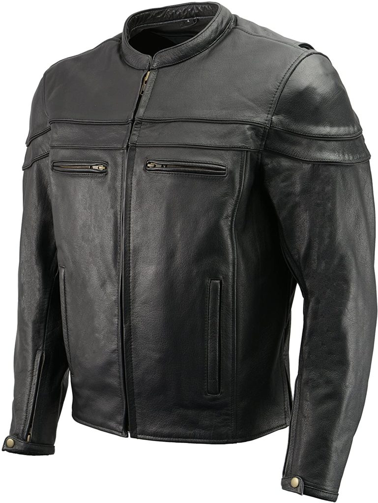 Crossover Scooter Motorcycle Jacket