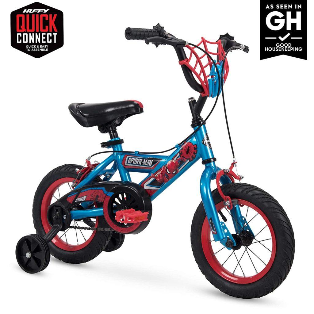 Huffy Spider-Man Kid Bike