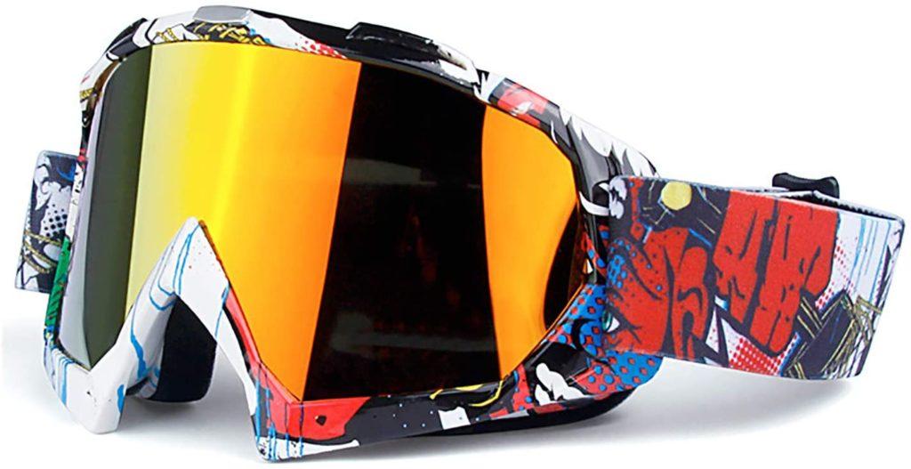 June Sports Off-Road ATV Goggles