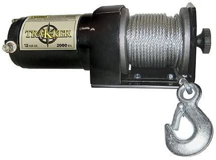 Keeper Corporation KT2000 Trakker Electric Winch