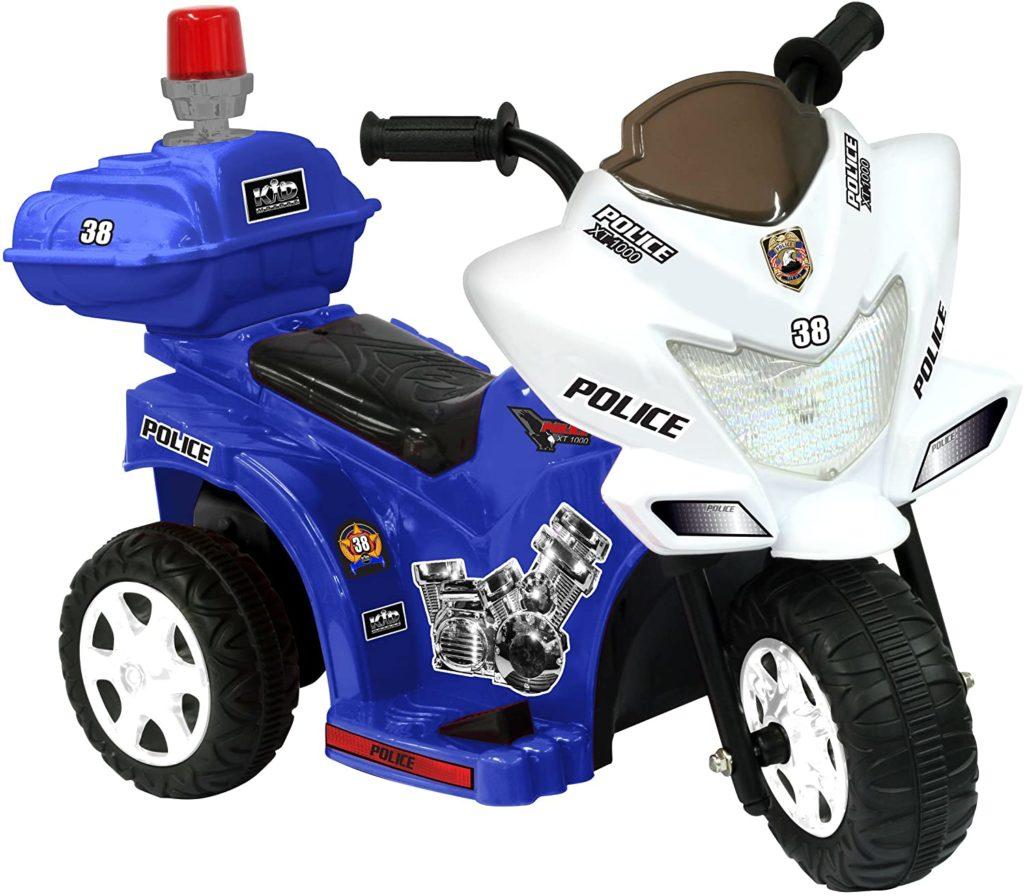 Kid Motorz Lil Patrol
