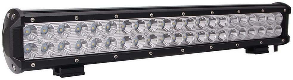 Lumitek (20″ 126W) CREE Off Road Led Light Bar