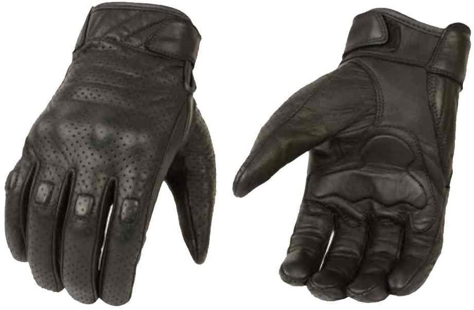 Milwaukee Motorcycle Cruiser Gloves