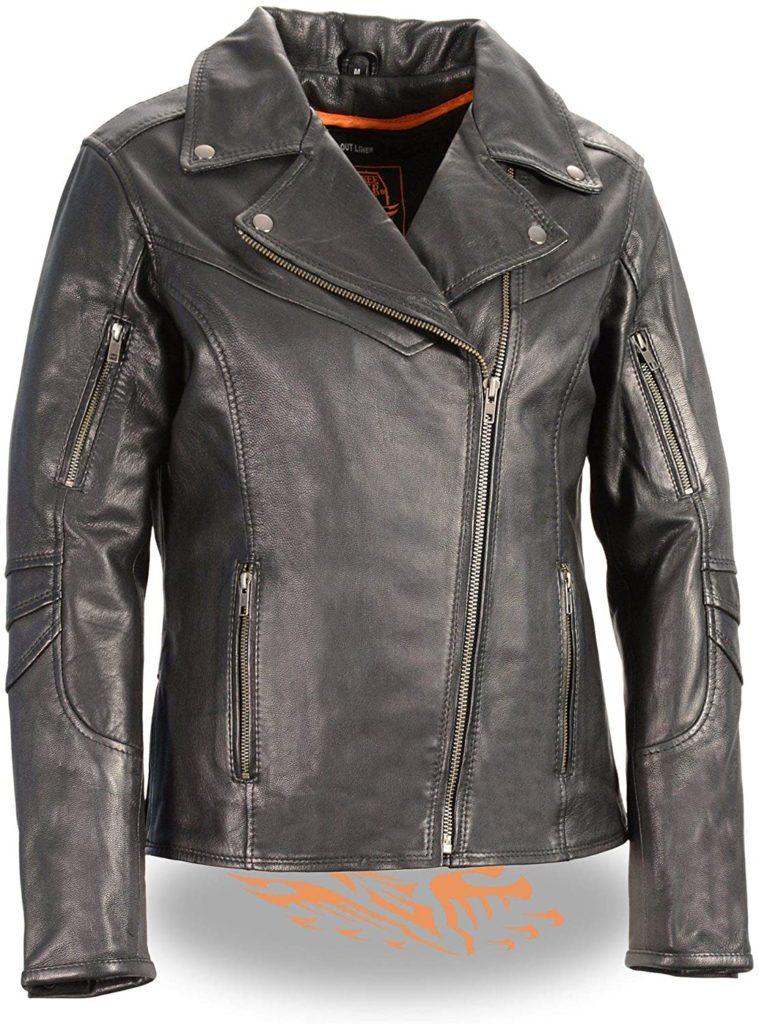 Milwaukee Women's Motorcycle Vented Jacket