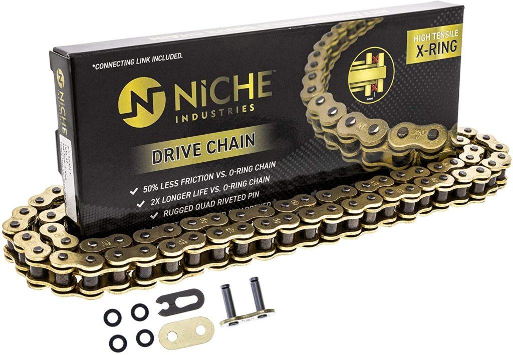 Niche GOLD 530 X-Ring Chain