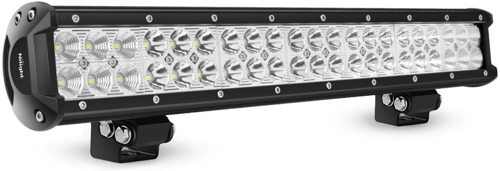Nilight LED Light Bar Combo