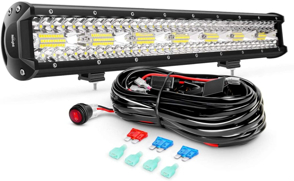 Nilight ZH409 Tripple Row LED Light Bar