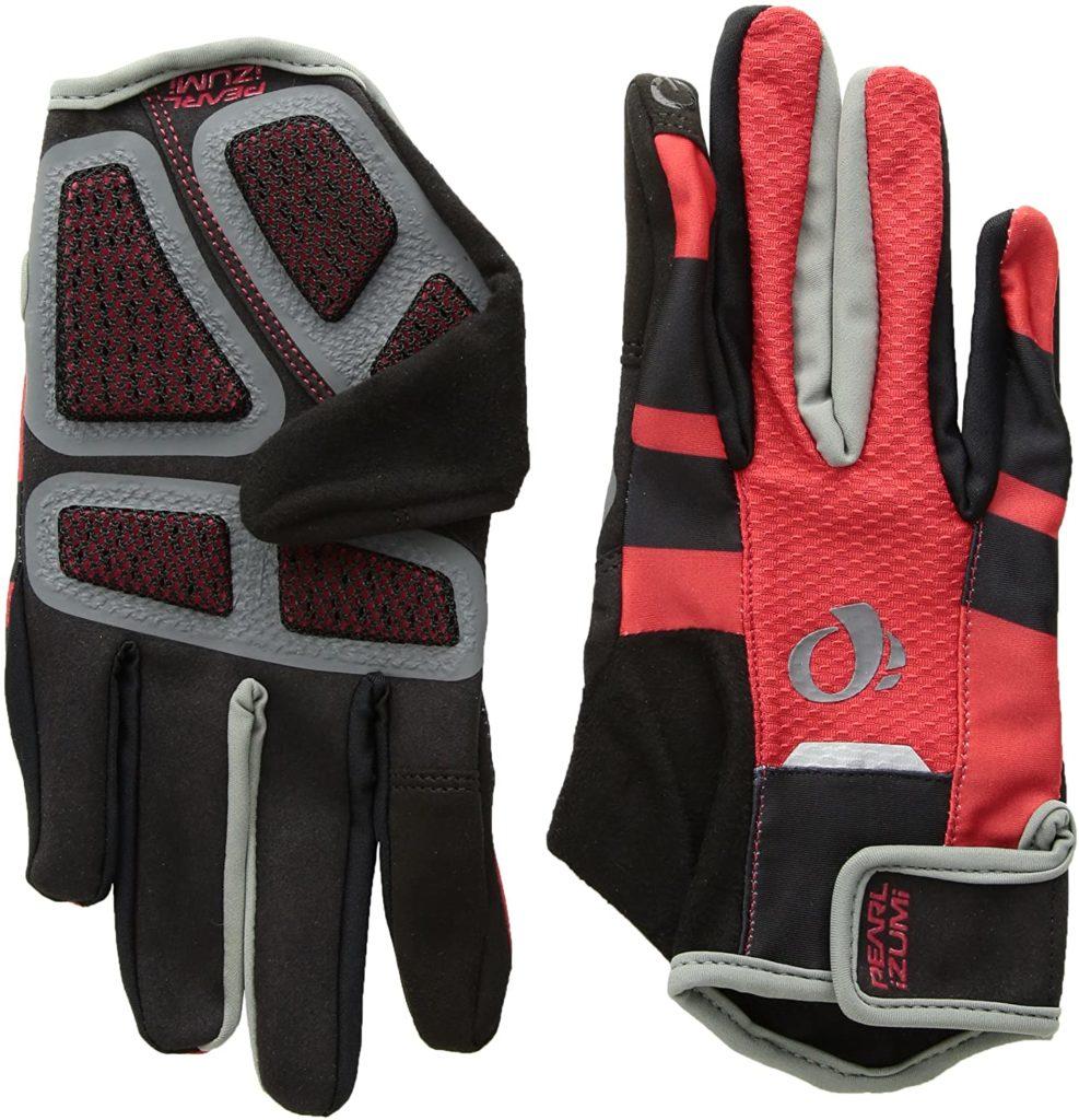 PEARL iZUMi Full-Finger Motorcycle Gloves