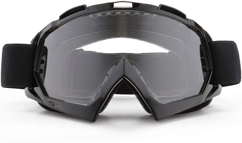 Sposune Dustproof Bendable ATV Goggles