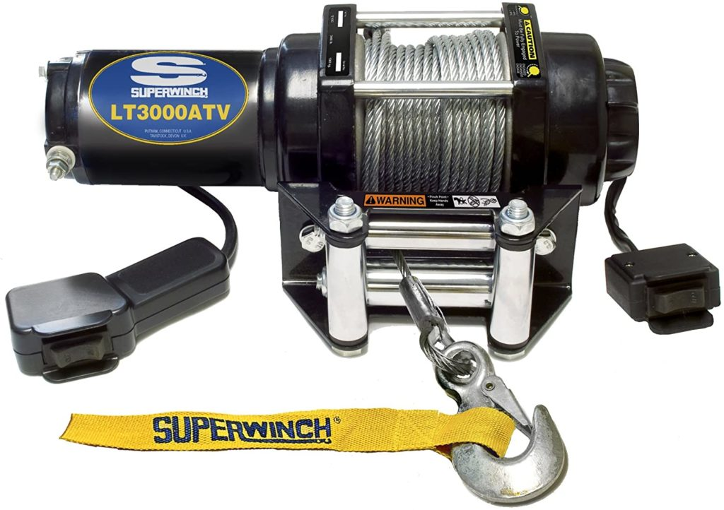 Superwinch 1130220 LT3000ATV 12 VDC