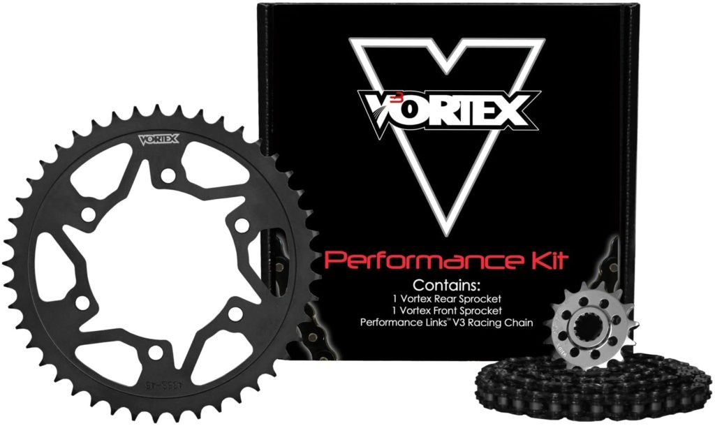 Vortex V3 Chain and Sprocket Kit