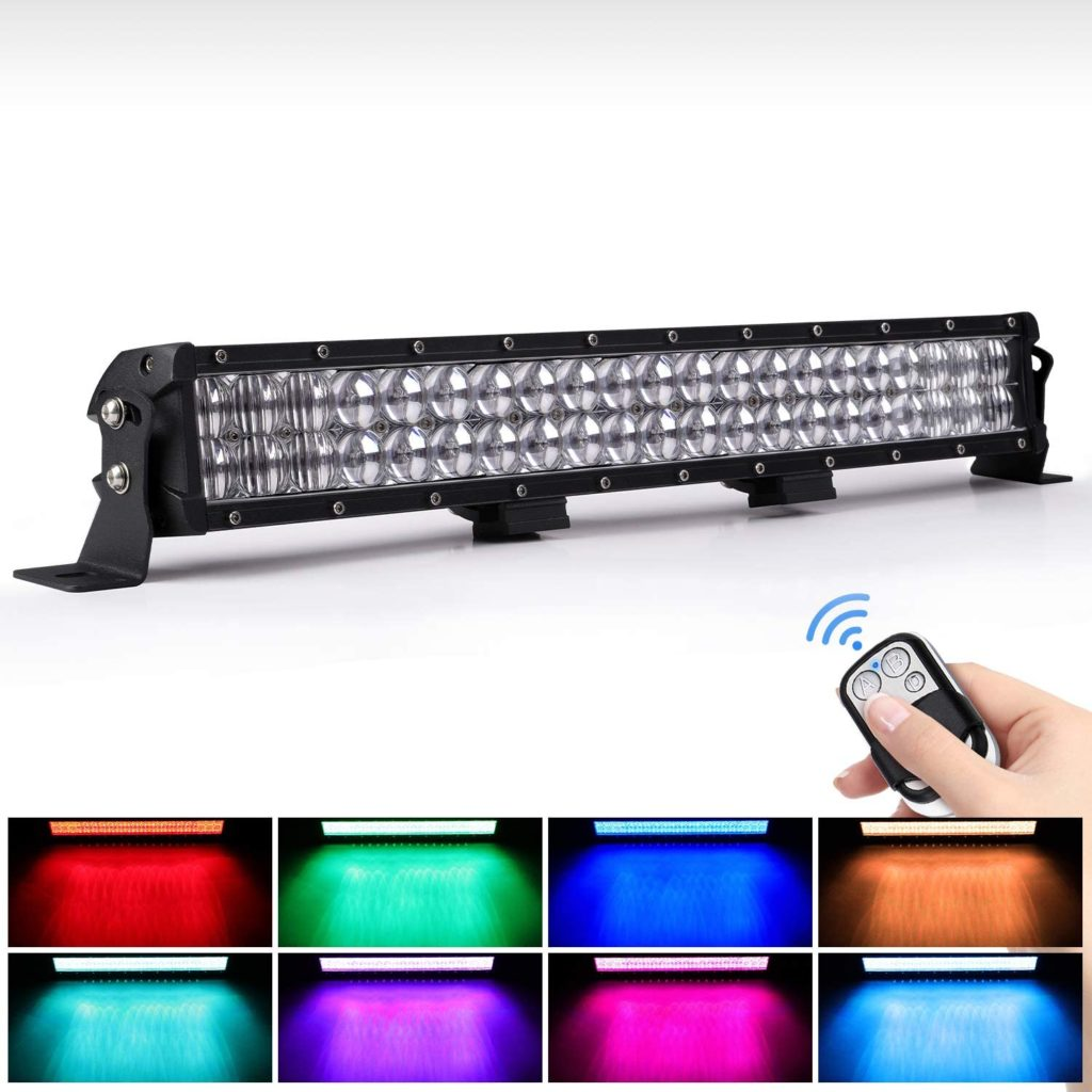 WEISIJI RGB LED Light Bar