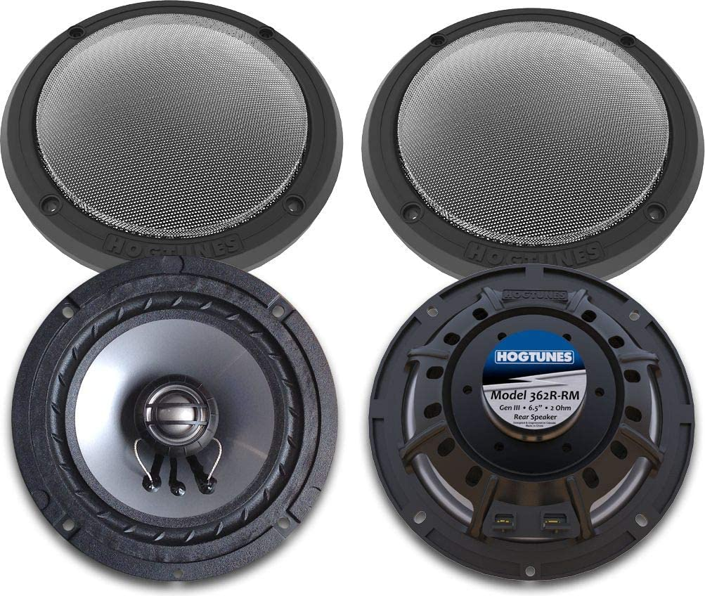 Best Harley Davidson Speaker Upgrades 1