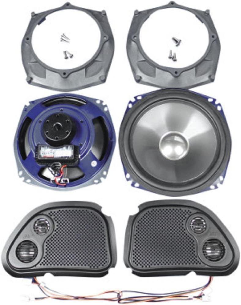 Best Harley Davidson Speaker Upgrades 6