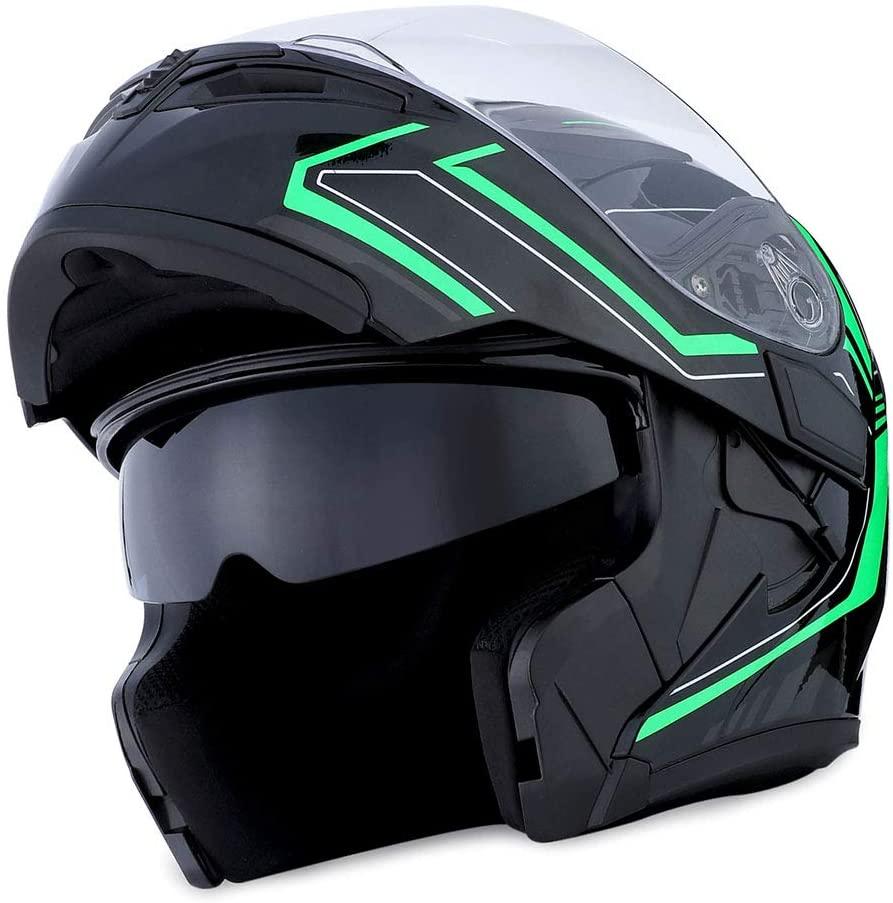 Best Modular Motorcycle Helmet 6
