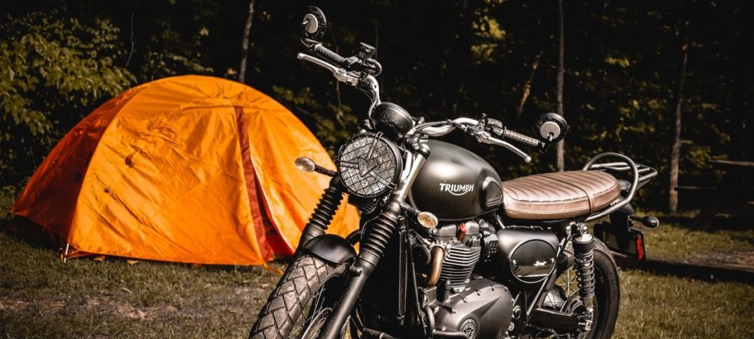 Best Motorcycle Camping Gear 2020