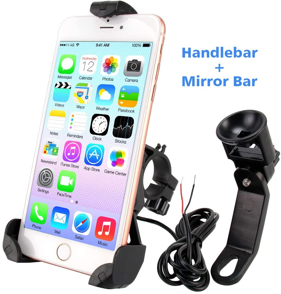Best Motorcycle Phone Holders 13