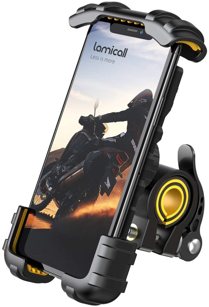 Best Motorcycle Phone Holders 18