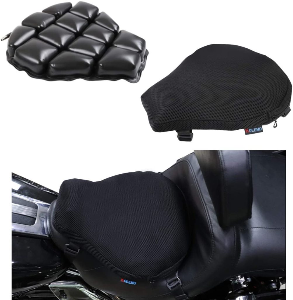 Best Motorcycle Seat Pads 2
