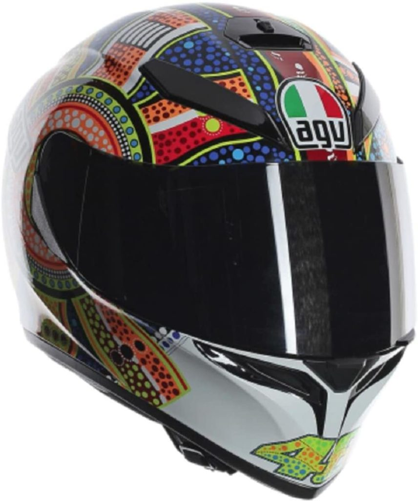 Coolest Motorcycle Helmets 4